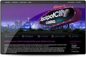 Online Casino Jackpotcity - Overview